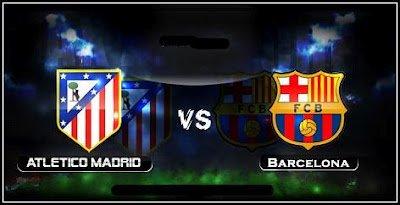 مشاهدة مباراة برشلونة واتلتيكو اليوم 28/8/2013 بث مباشر