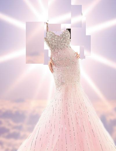 ملف كامل عن الفساتين الجميلة