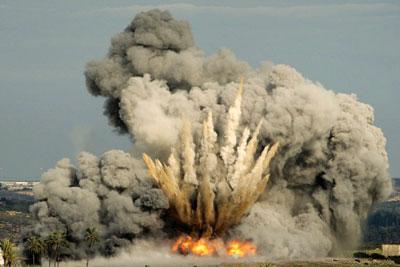كيف تؤثر الحروب على البيئة..؟؟؟