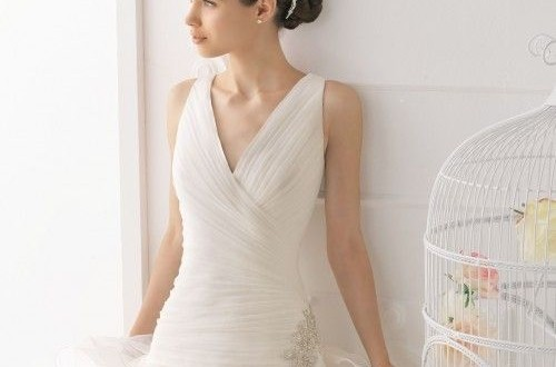 فساتين زفاف مميزة 2014 – فساتين زفاف تجنن 2014 – فساتين زفاف جديدة 2015