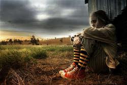 اجمل صور بنات حزينة 2013 - صور بنات تعبر عن الحزان 2014 1TSRr.jpg
