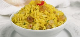 الأرز الهندي بالتوابل