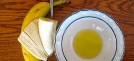 وصفة كيراتين مؤلّفة من الموز والبيض!