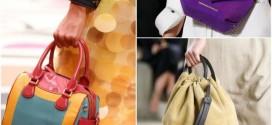 تصاميم حقائب مختلفة ظهرت في عروض أسبوع الموضة