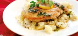 صدور الدجاج بالليمون الحامض… طبق مثالي للرجيم