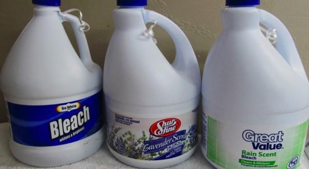 أضرار الكلور و إستخدامه في التنظيف وما البدائل الصحية