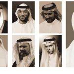 شخصيات اجنبية بلباس عربي