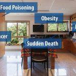 5 مخاطر قاتلة في مطبخك. وطرق تجنبها