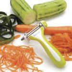 لماذا يجب التوقف عن تقشير الخضروات؟