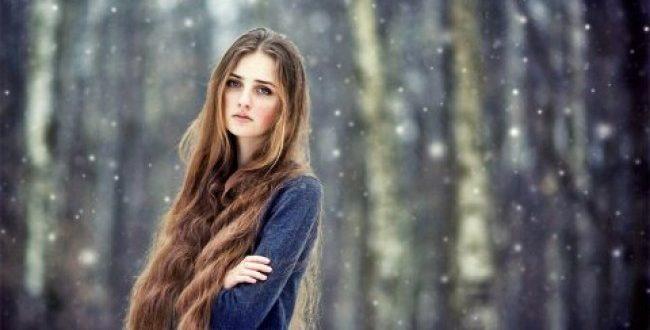 وصفة طبيعية لتطويل الشعر في الشتاء