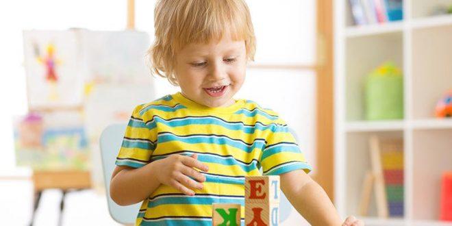 طرق تعليم الأطفال الحروف