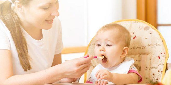 طعام طفلك صالح للتناول