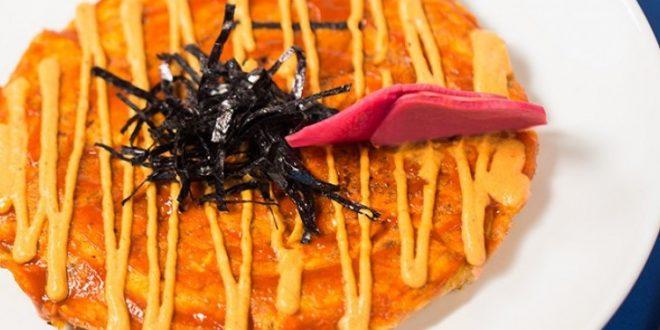 طريقة عمل فطيرة الخضروات اليابانية