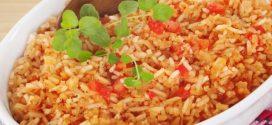 الأرز المكسيكي مع الدايت