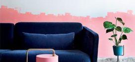 اجمل أشكال غرف المعيشة بألوان رائعة