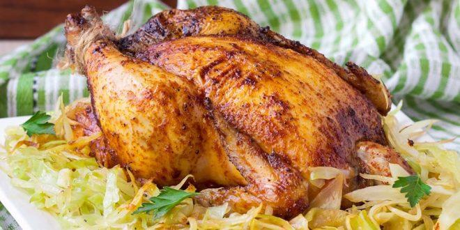 طريقة تحضير دجاج المندي