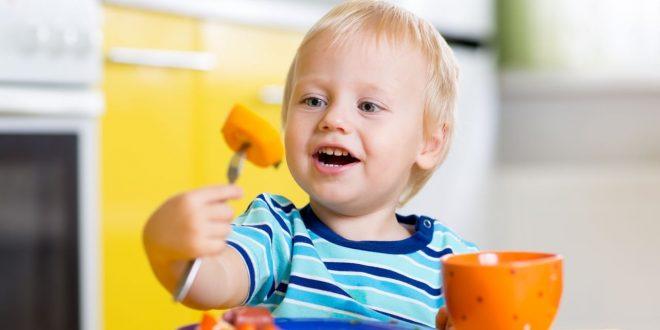 لمعالجة فقدان الشهية عند الأطفال