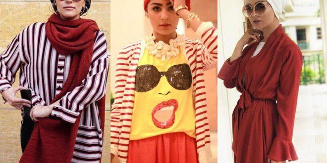 إطلالات مفعمة بالحيوية في عالم الموضة