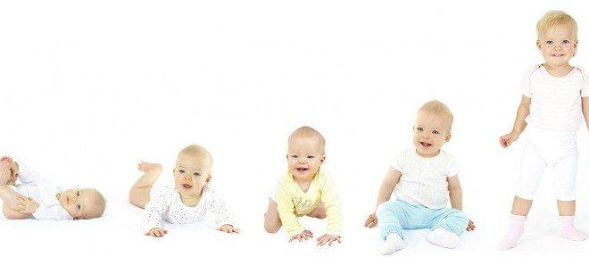 الطفل الرضيع أهم مراحل نموه