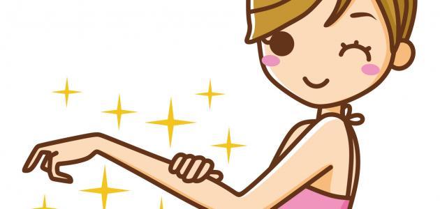 خطوات للتخلص من شعر الجسم