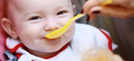 التغذية السليمة للاطفال
