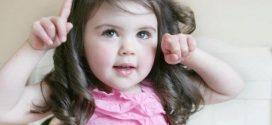 كيفية الاهتمام بشعر الاطفال