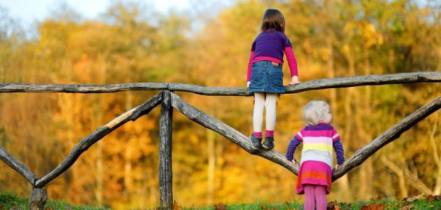 التعرف على معنى الطفولة المتاخرة