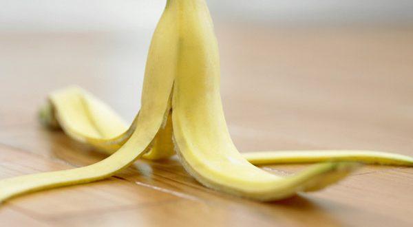 استخدام قشر الموز للبشرة