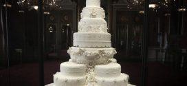 كعكات زفاف المشاهير الرائعة