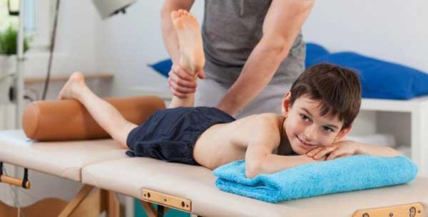 ارتخاء العضلات عند الأطفال
