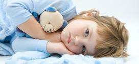 أسباب عدم النوم للطفل الرضيع
