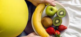 مكونات النظام الغذائي الصحي للحامل