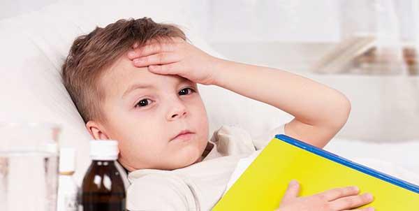 كهرباء المخ عند الأطفال