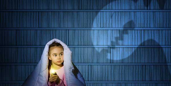التغلب علي الخوف عند الأطفال
