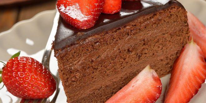كيفية تحضير كيك بدون بيض بالشوكولاتة