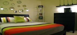 ديكور غرفة النوم محدودة المساحة