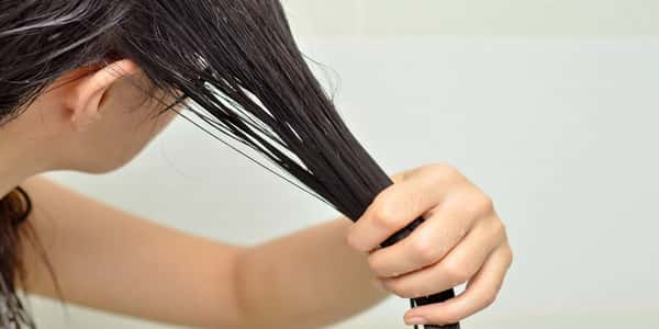 تقوية جذور الشعر