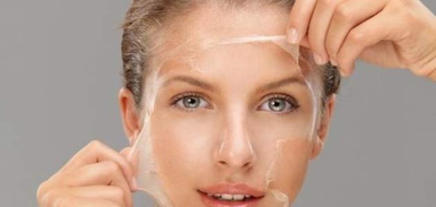 طريقة إزالة شعر الوجه