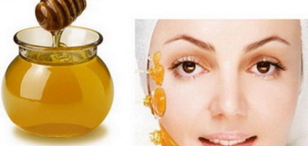 اهمية العسل للبشرة الوجه