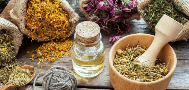 طرق علاج تليف الرحم بالأعشاب