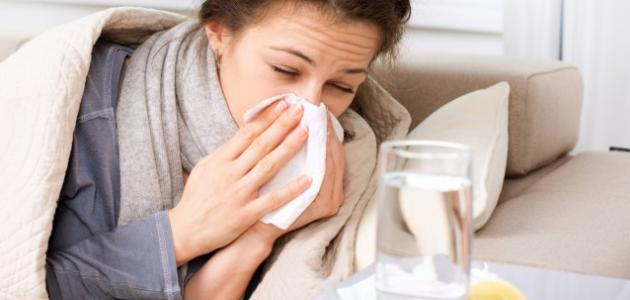 طرق علاج نزلة البرد