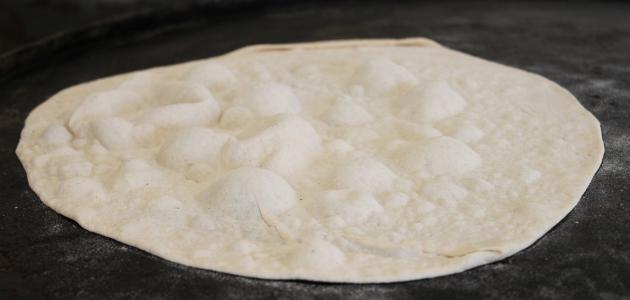 كيفية خبز الصاج