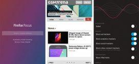 تحديث Firefox Focus الجديد بواجهه رائعه