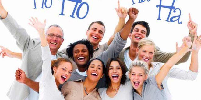 يوغا الضحك للتخلص من الألم والإجهاد