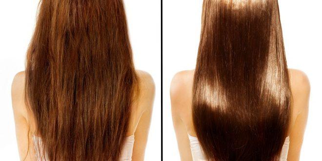 ماسكات لعلاج الشعر من التلف والتقصف