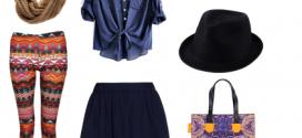 طرق تنسيق ألوان الملابس