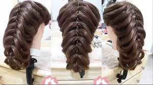 احلى تسريحات شعر طويل