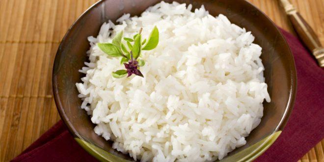 اعداد الأرز البسمتي
