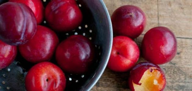 اهمية فاكهة البخارة