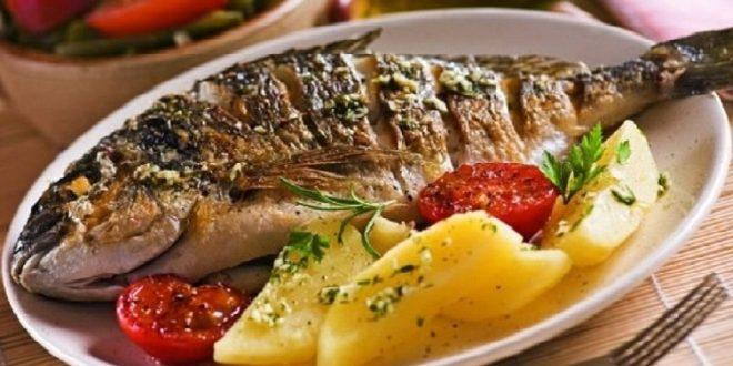 تحضير  سمك سنجاري